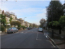 TQ2976 : Bromfelde Road, Clapham by Richard Rogerson