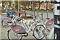 J3372 : Belfast Bikes, Queen's University (November 2015) by Albert Bridge