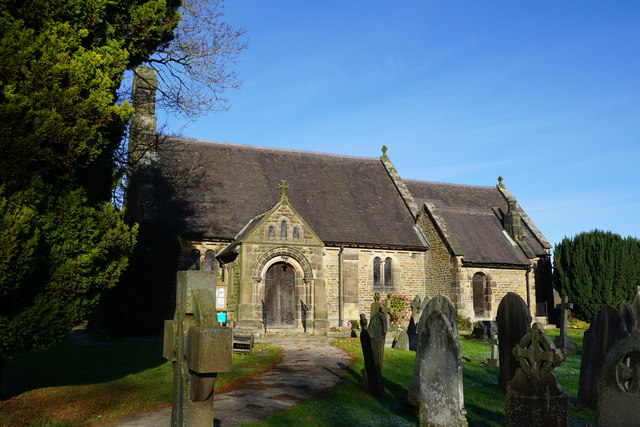 St Katherine's Church, Rowsley