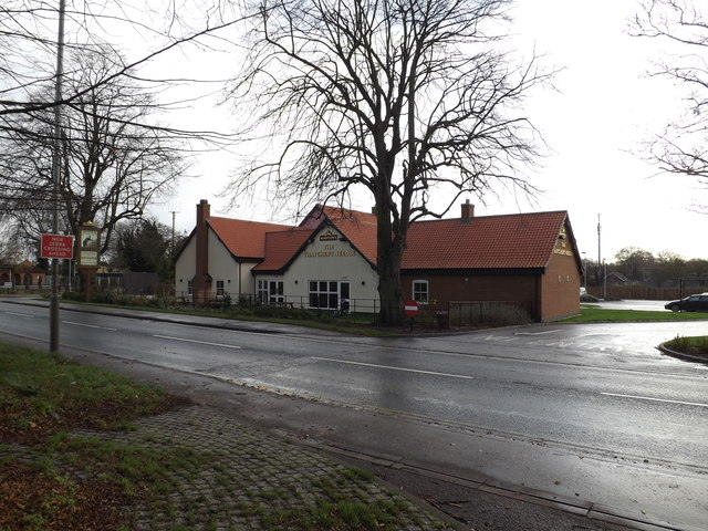 The Thatchers Needle Public House, Diss