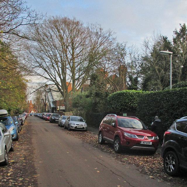 Herschel Road
