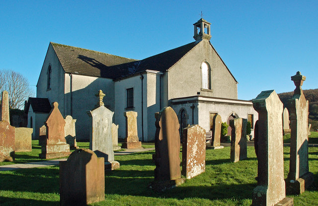 Glenluce Church