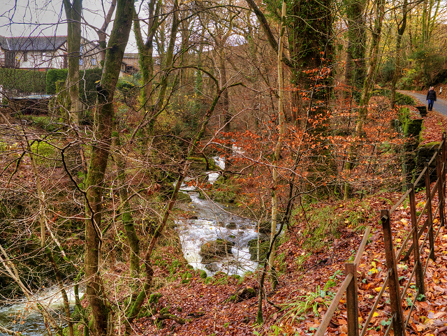 Stock Ghyll, Above Ambleside