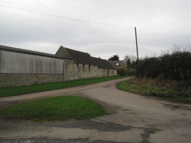 Farm Buildings, Earsdon Farm