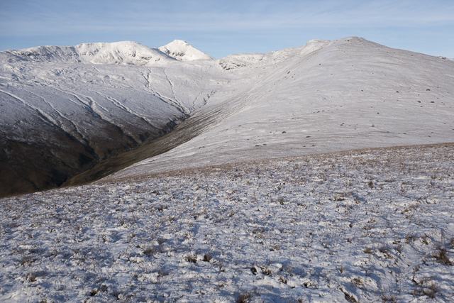 View from the summit of Meall Monachyle