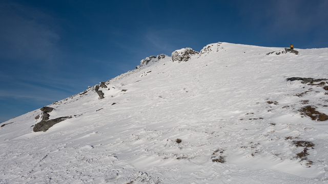 On the southern ridge of Ben More