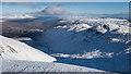 NN4322 : On the southern ridge of Stob Binnein looking towards Glen Dochart by Doug Lee