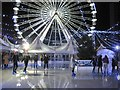 SP0686 : Big wheel and ice rink by Philip Halling