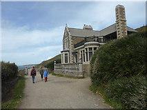 SW6424 : Bar Lodge by David Medcalf