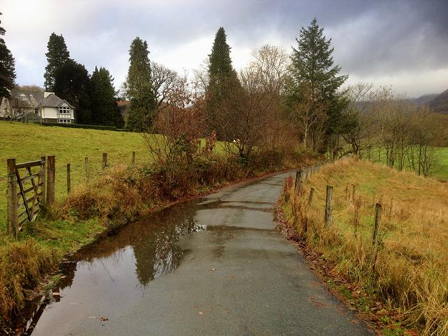 Ambleside, Under Loughrigg