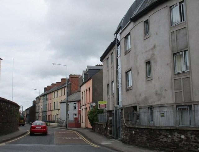 Upper John Street