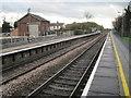 SJ6047 : Wrenbury railway station, Cheshire by Nigel Thompson
