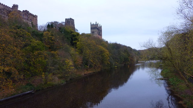 River Wear & Durham Cathedral