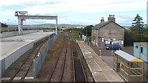 ND1559 : Georgemas Junction by Richard Webb
