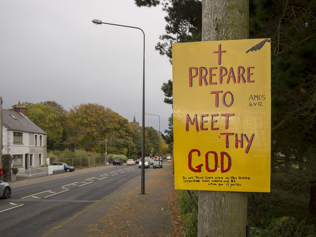 Religious Message, Dundrum