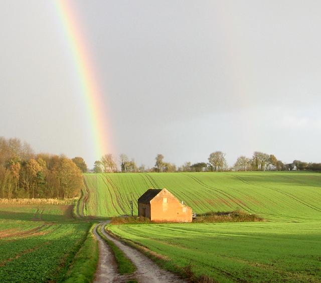 New Barn in November