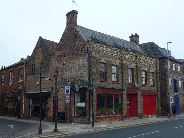 Quot New Bell Inn Quot Ghost Sign In Hill 169 Richard Humphrey