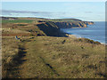 NZ4441 : County Durham coastline at Horden by Oliver Dixon