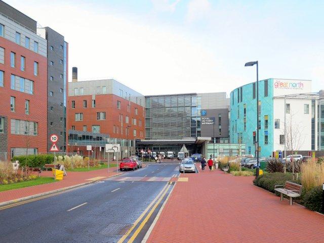Royal Victoria Hospital, Newcastle upon Tyne