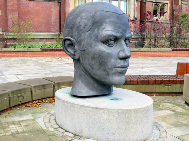 'Generation' by Joseph Hillier, King's Road, University of Newcastle upon Tyne