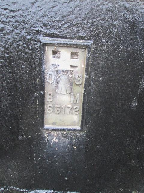 Ordnance Survey Flush Bracket (S5172)