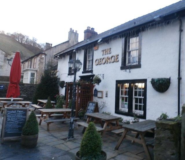 The George Public House - Castleton