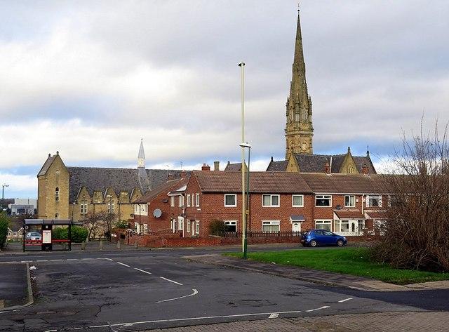 St Andrew's Church, Hebburn