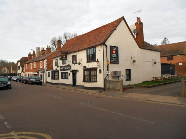 Welwyn: The Rose and Crown