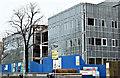 "J3372 : The ""Bernard Crossland Building"", Belfast (November 2015) by Albert Bridge"