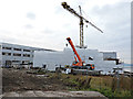 NS3274 : Hybrid ferry under construction at Ferguson Marine by Thomas Nugent