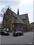 TQ2284 : St Andrew's church, Willesden Green by David Smith