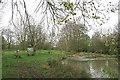 TQ1457 : Fetcham Splash by Hugh Craddock