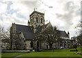 TA2609 : Grimsby Minster by Julian P Guffogg