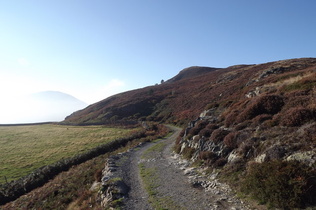 Sychnant Pass, Conwy