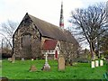 NZ3464 : Church of St Simon, Simonside by Andrew Curtis