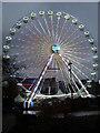 SP0686 : Brum Wheel by Gordon Griffiths