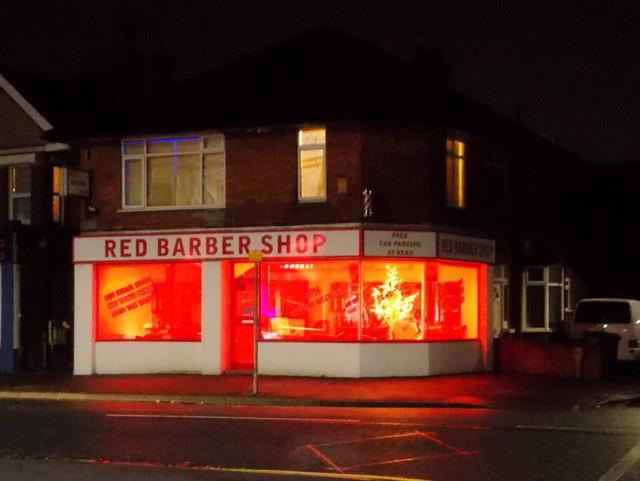 Moordown: Red Barber Shop