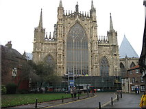 SE6052 : York Minster by Alex McGregor