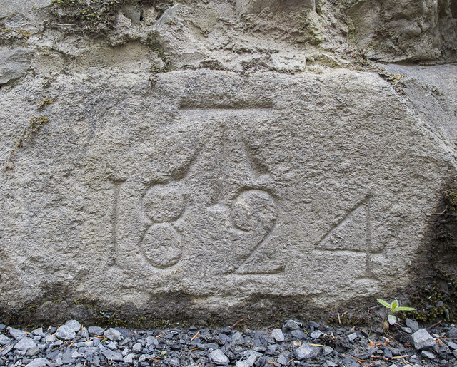 Bench Mark, Tollymore