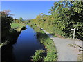 SJ2618 : Shropshire Union Canal (Montgomery Branch) at Pont-y-Person near Four Crosses by Colin Park
