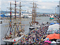 J3475 : Tall Ships, Pollock Dock, Belfast by Rossographer