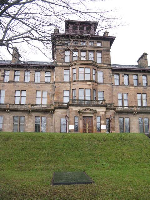 Edinburgh Napier University, Craiglockhart
