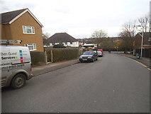 TQ1090 : Colchester Road, Northwood Hills by David Howard