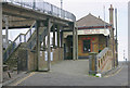 TQ8485 : Former railway station, Leigh-on-Sea by David Kemp