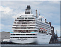 J3575 : The 'Crystal Symphony' at Belfast by Rossographer