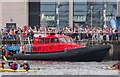 J3474 : The 'Captain Michael Evans' at Belfast by Rossographer