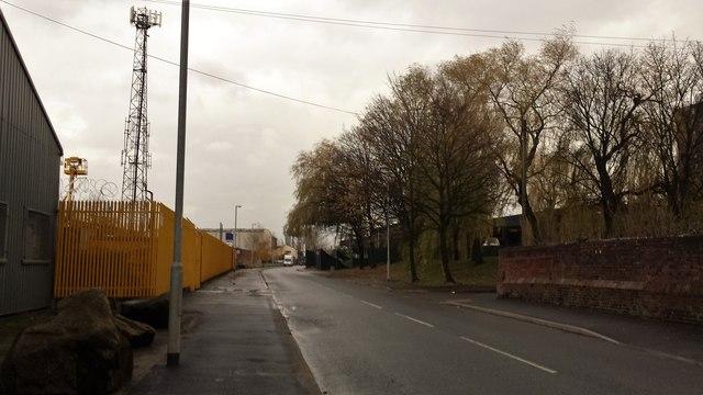 Bennett Street, West Gorton