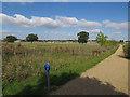 TL4258 : West Cambridge site by Hugh Venables