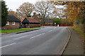 SU9454 : Stanford Farm, Pirbright by Alan Hunt