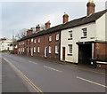 SJ7407 : Victorian houses, Park Street, Shifnal by Jaggery